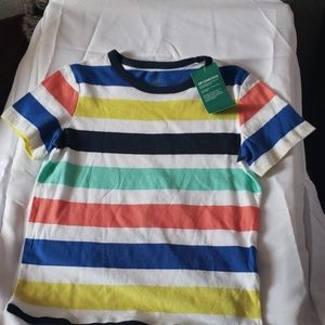 Toddler boy multicolor Tshirt